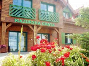 Mazurska Chata, 12 min. od centrum i promenady, 5 min. od parku wodnego